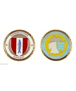 "KAISERLAUTERN KLEBER ARMY 21ST THEATER SUSTAINMENT COMMAND 1.75"" CHALLENGE COIN - $18.04"