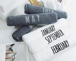 Oidery 12 month towel high quality white face towel sport bath hand towel bathroom thumb155 crop