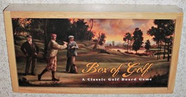 Vtg 2003 ~ BOX OF GOLF ~ A Deluxe Classic Board Game << FACTORY SEALED / N - $37.73