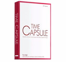 4 Box Dietary Supplement Time Capsule 30 Capsule ingredients import Japa... - $322.44
