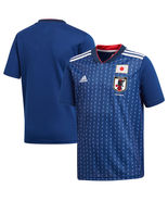 2018 World Cup jersey Japan National team blue home soccer football sale - $39.90