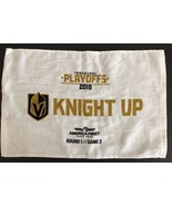 VGK VEGAS GOLDEN KNIGHTS Vs LA KINGS KNIGHT UP SWEEP ROUND 1 GAME 2 RALL... - $21.77