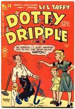 DOTTY DRIPPLE #14 1950-HARVEY-BUFORD TUNE-vf - $94.58