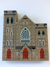 1991 CAT'S MEOW JOHN WESLEY UNITED METHODIST CHURCH HAGERSTOWN SERIES WO... - $15.00