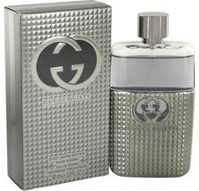 Gucci Guilty Stud 3.0 Oz Eau De Toilette Cologne Spray image 6
