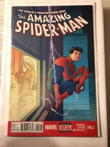 Amazing Spider-Man #700.2 First Print