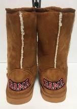 Alabama University Game Time Boots Women's Many Sizes image 4