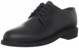 Bates  00769 women's Leather Uniform Oxford shoes  Black Size 7.5 EW - £38.18 GBP