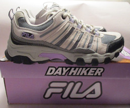 New in Box Fila Day Hiker 7M Leather & Synthetic Trail Walking, Hiking S... - $22.75