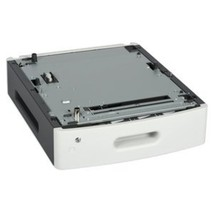 Lexmark 550-Sheet Lockable Tray - 550 Sheet - Card Stock, Envelope, Label, Plain - $236.91