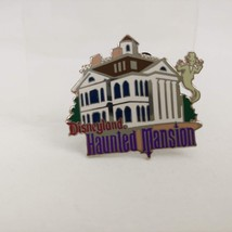 Pin Disney DLR - 1998 Attraction Series - Haunted Mansion (Ghost) Original #237 - $16.82