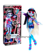 Year 2012 Monster High Music Festival Series 11 Inch Doll ABBEY BOMINABLE - $34.99