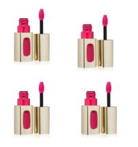 4 x L'OREAL Colour Riche Extraordinaire Lip Color #106 Fuchsia Orchestra NEW - $14.84