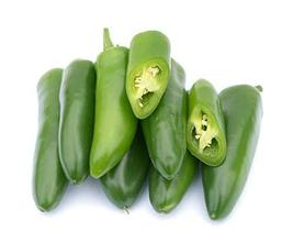 Tam Jalapeno Pepper Seeds Chili Pepper Mild Heat 300 Seeds Plant Seeds T... - $41.58