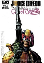 Judge Dredd: Mega-City Two #5A VF/NM; IDW | save on shipping - details i... - $4.50