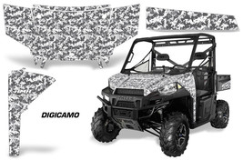 UTV Graphics Kit SxS Decal Wrap For Polaris Ranger 570 900 2013-2015 DIG... - $395.95