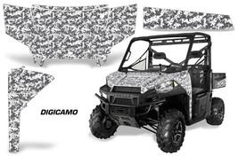 UTV Graphics Kit SxS Decal Wrap For Polaris Ranger 570 900 2013-2015 DIGICAMO W - $395.95
