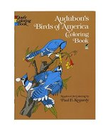Audubon's Birds of America Coloring Book [Paperback] [Jun 01, 1974] Audu... - $4.32