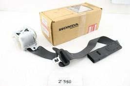 New OEM Honda Accord 2dr RH Seat Belt Retractor Black 04814-T3L-A00ZB 20... - $99.00