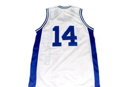 Oscar Robertson #14 Cincinnati Royals Men Basketball Jersey White Any Size image 5