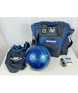 Columbia 300 Scout Reactive Bowling Ball Blue w/ Yellow Dot 13.8 Pounds ... - £46.39 GBP