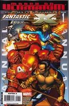 Marvel Ultimate Fantastic FOUR/ULTIMATE X-MEN Annual #1 Vf - $0.69