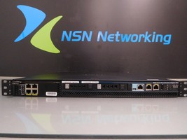 Cisco WAVE-694-K9 Wide Area Virtualization WAVE-INLN-GE-4T 2x DSK-694-600GB Hdd - $148.45