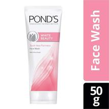 POND'S White Beauty Daily Spotless Fairness Face wash 50g  image 2