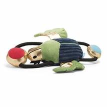 Slug Bug Beetle Tug Squeaky Dog Toy Size Large - $22.72