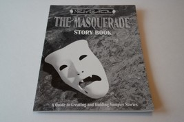 Mind's Eye Theatre Masquerade Story Book  Hagen 1993 Role Playing Game V... - $20.00