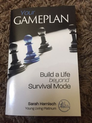 Primary image for Gameplan Mini Book For Young Living Network Marketing