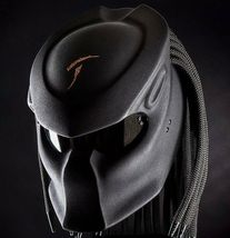 Top Black Mamba Predator Motorcycle Helmet (Dot / Ece Certified) - $355.00