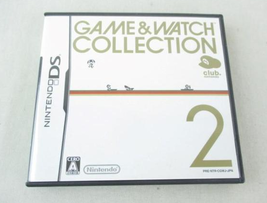 Game & Watch Collection 2 DS Club Nintendo Giappone - $64.21
