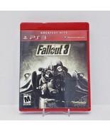 PS3 Fallout 3 (PlayStation 3, 2008) - $7.70