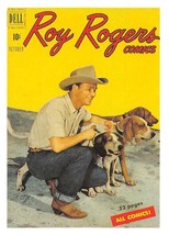 1992 Arrowpatch Roy Rogers Comics Trading Card #34 > Trigger > Happy Trail - $0.99