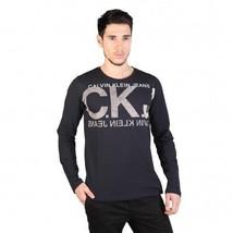 Calvin Klein fashionable men's logo navy top CK - $60.34