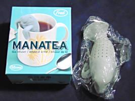 Manatea--Silicone Tea Infuser--NIB - $5.25