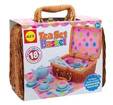 ALEX Toys Tea Set Basket - $24.17