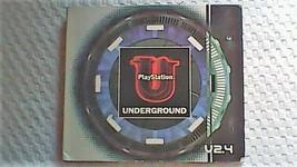 Playstation Underground V 2.4 (Sony Playstation 1, 1998) - $6.99
