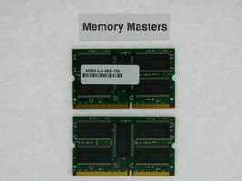 MEM-LC-ISE-1G 1GB Approved memory for Cisco 12000 series