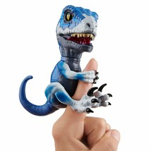 WowWee Untamed Raptor - Series 2- by Fingerlings - Frostbite (Dark Blue)... - $24.99