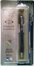 Parker Vector Standard  Roller Ball Pen  Body Color Black - $13.08