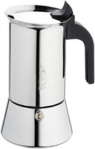 Bialetti Elegance Venus Induction 6 Cup Stainless Steel Espresso Maker 1... - $79.97