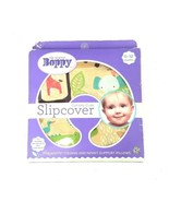 The Original Boppy Support Pillow Cottony Cute Slipcover Baby Jungle Ani... - $15.88