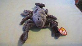 Stinger the Scorpion Ty Beanie Baby DOB 9/29/1997 Tush Tag Error Date - $14.85