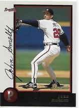 1998 Bowman #227 John Smoltz NM-MT Braves - $1.50