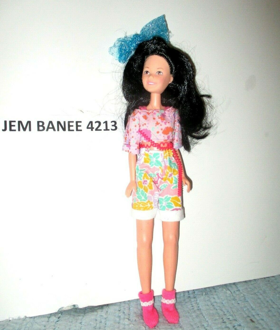 Primary image for 1987 Hasbro Jem Banee of the Starlight Girls Vietnamese Girl Doll