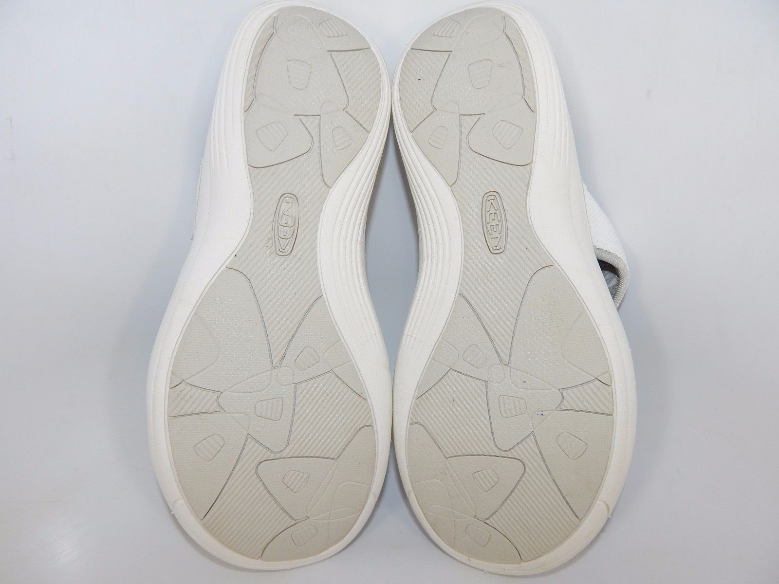 Keen Maya Flip Women's Sports Sandals Size US 7 M (B) EU 37.5 Star White