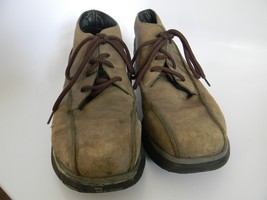Mens Merrell Topo Rail Chukka Stone Shoes Size 14 - $29.99