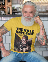 The Hills Have Eyes T Shirt Wes Craven retro vintage horror movie graphic tee image 3